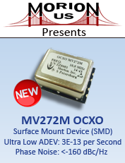 MV272M  Controlled Crystal Oscillators